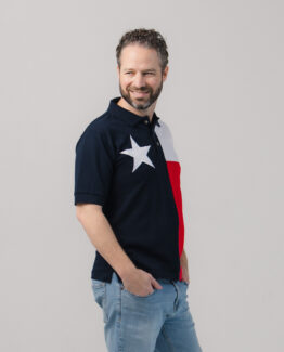 Texas Flag Polo