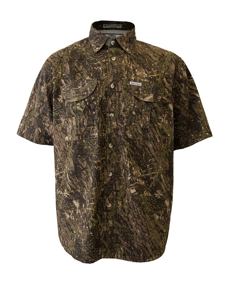 Fishing shirts men 39 s camo fishing shirt fh outfitters for 4xl fishing shirts