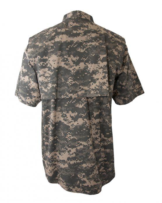 Men's Hunting Shirts, Digital Hunting Shirt, Camo Hunting Shirt, Short Sleeve Hunting Shirt.