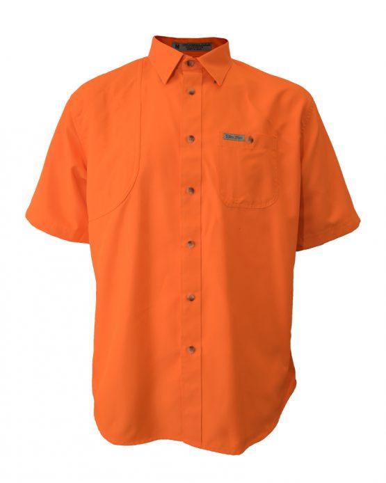 Men's Hunting Shirt, Full Blaze Hunting Shirt, Tiger Hill Hunting Shirt. Short Sleeve Hunting Shirt