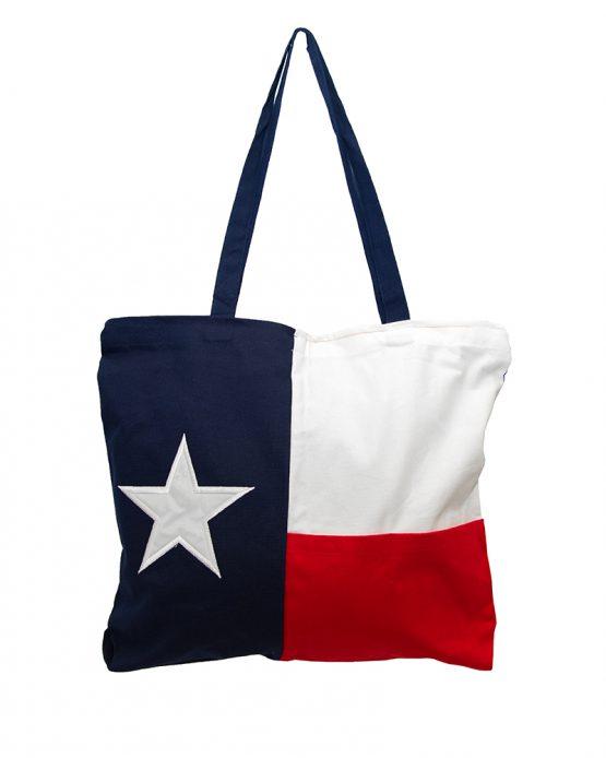 Texas Tote, Texas Flag Tote, Tiger Hill Tote