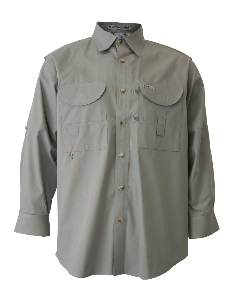 Fishing shirts men 39 s sage fishing shirt fh outfitters for Mens fishing shirts