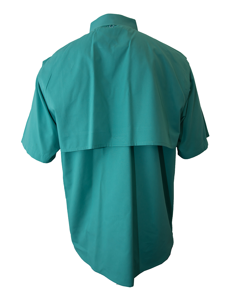 Men 39 s fishing teal back fh outfitters for Men s fishing apparel