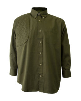 Men's Hunting Shirt, Long Sleeve Hunting Shirt, Army Green Hunting Shirt