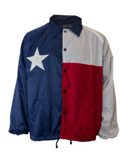 Men's Windbreaker, Texas Windbreaker
