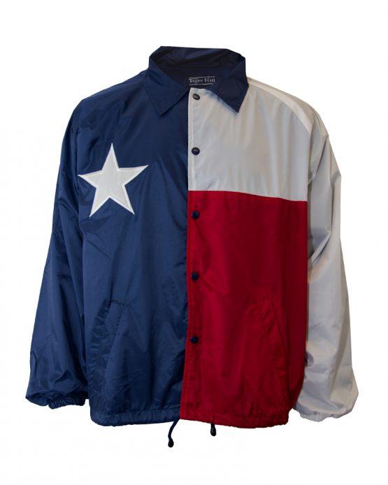 Men's Windbreaker, Texas Windbreaker