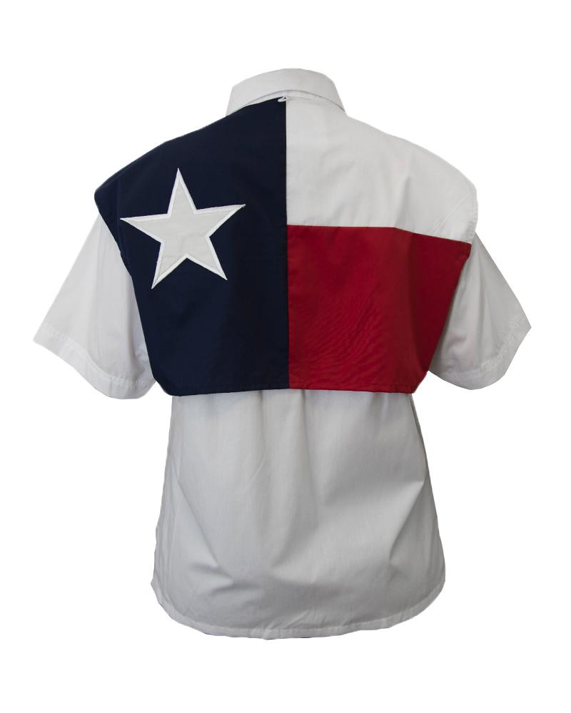 Fishing shirts women 39 s texas shirt fh outfitters for Girls fishing shirts