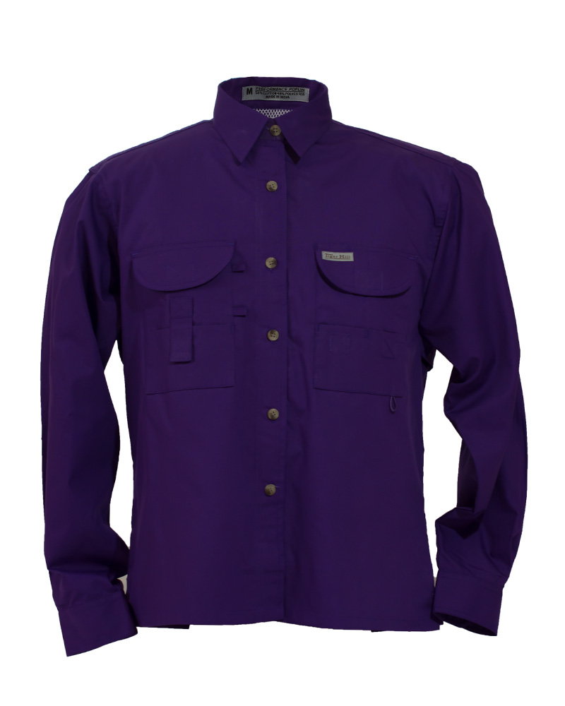 Fishing Shirts Womens Purple Fishing Shirt Fh Outfitters