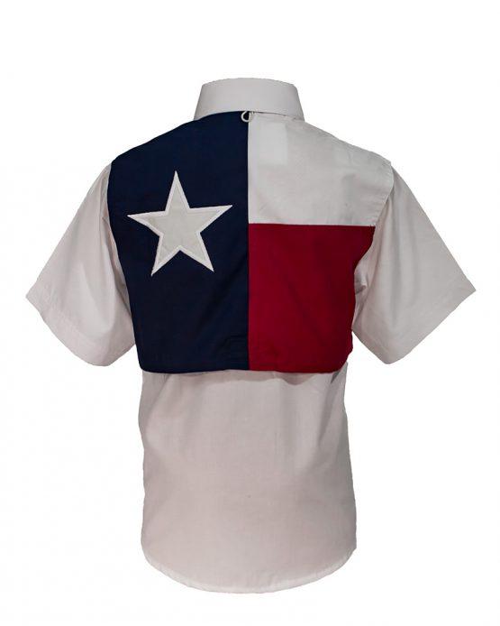 Kid's Fishing Shirts, Texas Flag Shirt, Tiger Hill Shirt