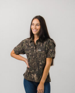Women's Camouflage Fishing Shirt