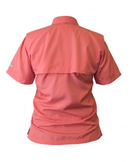 Women's Fishing Shirt, Coral Fishing Shirt, Polyester Fishing Shirt, Tiger Hill Fishing Shirt.