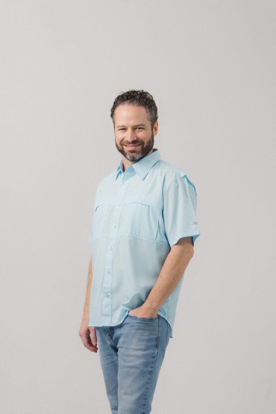 Men's Short Sleeve Pescador