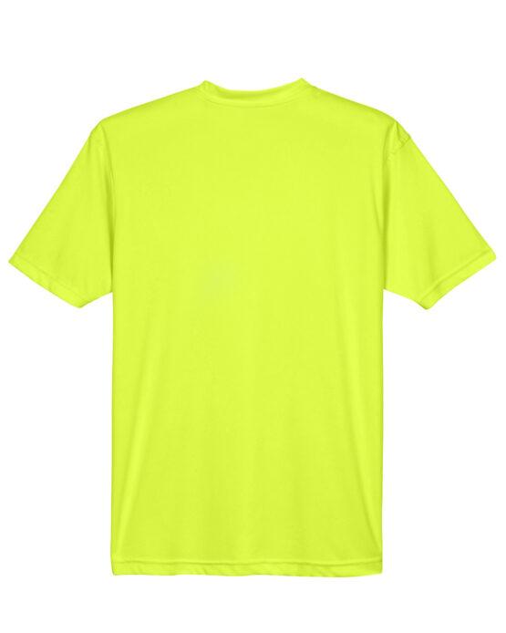 Men's Two Tone Performance Poly Shirt